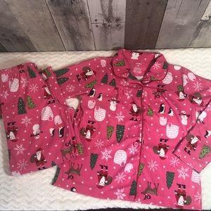 Carter's Pajamas - Carters Christmas pajamas